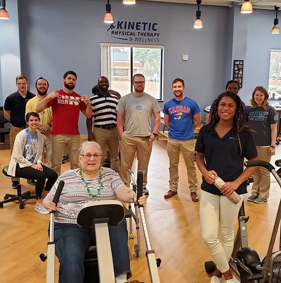 About Kinetic Physical Therapy and Wellness