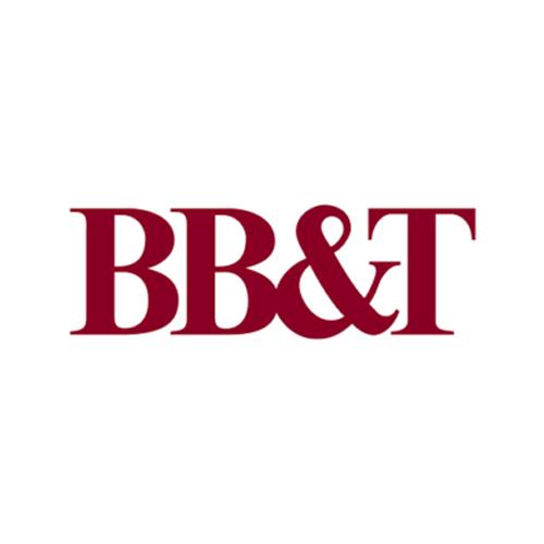 bb & t 5k sponsor logo