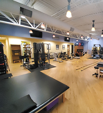 About Kinetic Physical Therapy and Wellness facilities