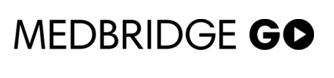 medbridge go mobile app