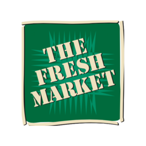 the fresh market 5k sponsor logo