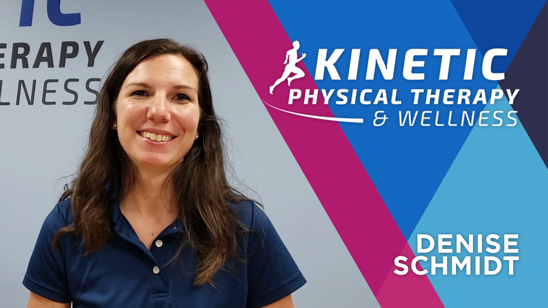 kinetic physical therapy team member